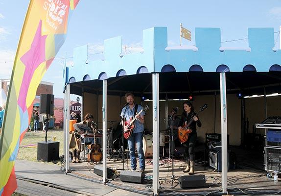 Festivaltent Huren - tent Torenkamer